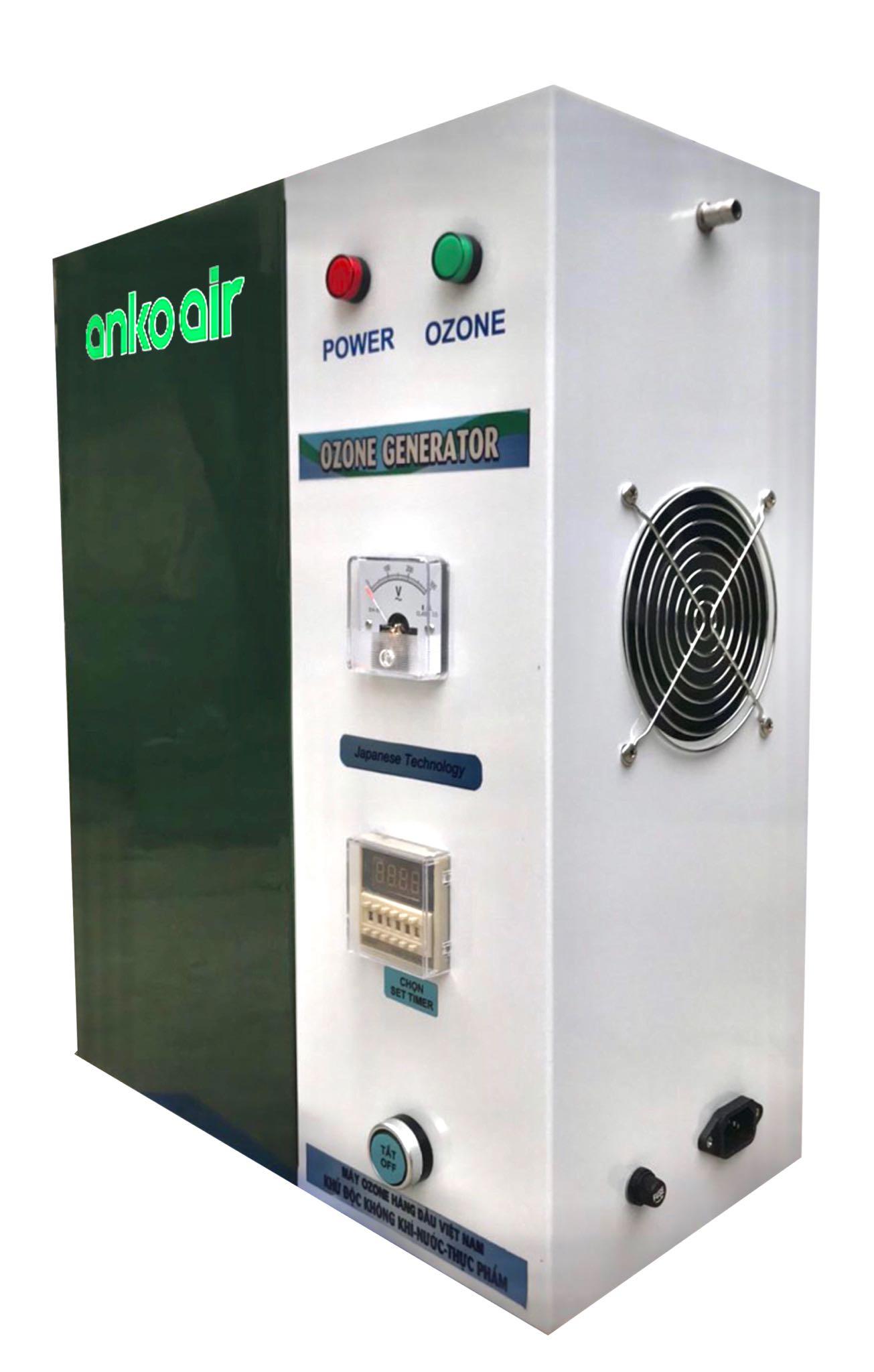 Máy khử mùi, sát khuẩn ozone công nghiệp